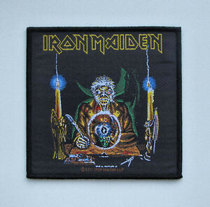 IRON MAIDEN - Crystal Ball - Official Woven Patch