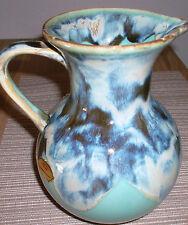 Handarbeit, Vase,Krug,Pflanzgefäß,Keramik, wie neu