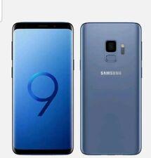 Samsung Galaxy S9 64GB SIM Free Blue Colour Unlocked **Excellent Condition**