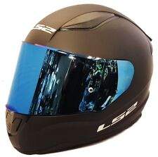 Ls2 casco moto Integrale Ff353 Rapid mono Matt negro m