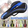 Bike Skidproof Saddle Mountain MTB Road Bicycle Cycling Comfort Seat Gel Pad UK