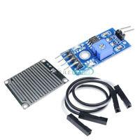 5PCS Raindrops Detection Sensor Modue Rain Weather Module Humidity For Arduino