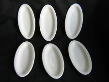 Concorde canape dishes (set of 6)