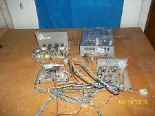 Sega Audio  Amp Board set with Wire Harness Game Board Non Jamma