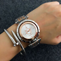Women's Dress Stainless steel Quartz Wristwatch Simple activity Bear P Watch