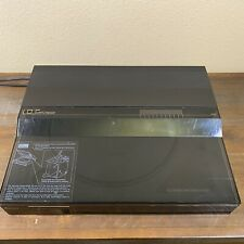 New listing Vintage Add On Record Player Turntable To Da-1000 Mitsubishi Cassette Receiver