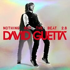 Nothing But The Beat 2.0 By David Guetta On Audio CD Album 2012 Very Good