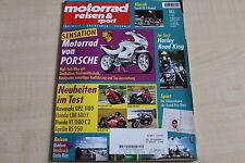 164816) Honda VT 1100 C2 im TEST - Motorrad Reisen Sport 12/1994