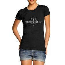 Women's Sex Drugs and Rock N Roll T-Shirt