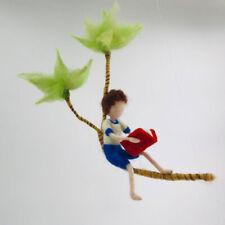 Fairy Wool Felting Kit for Beginners Christmas Art 15cm Height Video Description