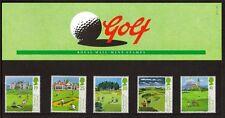 GB Presentation Pack 249 1994 Golf 10% OFF 5
