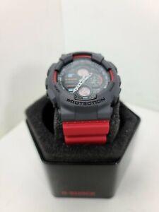 Casio G-Shock Men's Watch GA-110 Black/Red