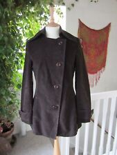 """Per Una @ M & S Brown Cord Jacket Size 8 100% Cotton Used """"Excellent Condition""""."""
