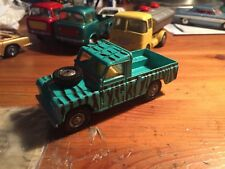 Corgi Toys  Made In Britain Land Rover 109 W.B