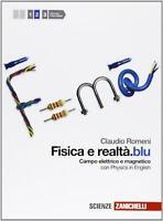 Fisica e realtà.blu volume 2, Zanichelli scuola, Romeni, cod:9788808260963