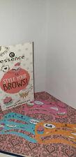 Essence Style Your Brows Eyebrow Stencil Set Augenbrauenschablonen set