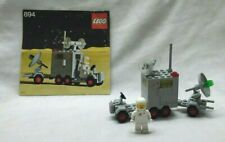 LEGO® Set:894 -Space Classic-Mobile Ground Tracking Station + OBA/Komplett/Gut