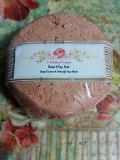 Pink (Rose) Clay Bar - The Best Face Mask Ever!