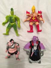 1994/1995 Bandai Power Rangers Evil Space Aliens Villains 4 Figures
