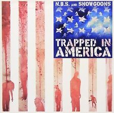 N.B.S. & Snowgoons - Trapped in America [New CD]