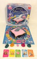 Disney Princess Cinderella Glass Slipper Game Board Game Jumbo 100% Complete