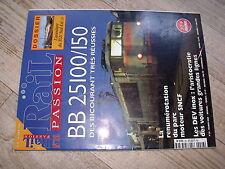 $$ Rail Passion N°26 BB 25100/150 DEV inox TGV Sud-Est