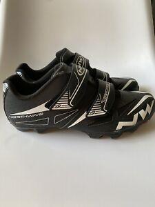 Northwave Spike Evo Mountain Bike Shoes. UK 8. Black.