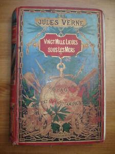 7495 Verne Jules : Vingt mille lieues sous les mers  Hetzel