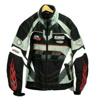 Castle X Racing Snowmobile Jacket Winter Coat CR2 Series 07 Mens Size Large EUC