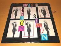 "DALE BOZZIO (Missing Persons) solo SIMON 7"" Vinyl SINGLE LP Record PAISLEY PARK"