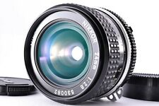 Mint Nikon Ai 24mm f/2.8 Wide Angle Lens Manual Focus SLR From JAPAN MF Caps