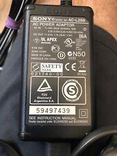 Genuine Original OEM SONY AC-L25 AC-L25A AC-L25B AC-L25C AC Adapter Handycam