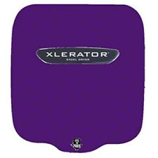 ADA Compliant --  EXC SPPFP600S Xlerator Purple Wave Hand Dryer, 5/cs