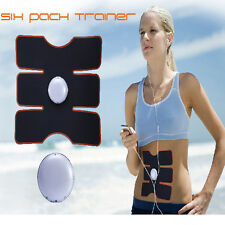 EMS Abdominal Muscle Training Gear ABS Sixpad Body Fit Set Home Exercise Fitness