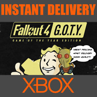 Fallout 4: Game of the Year Edition Xbox One / Series S | X