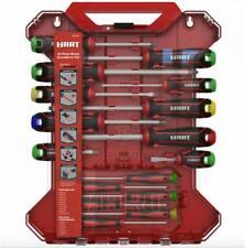 Rollins sont liably forte Tools 32 Piece Bit Set Avec Magnétique conducteur-RST011