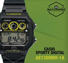 Casio Standard Digital Watch AE1300WH-1A