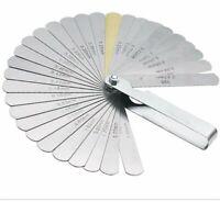 32 Blade Feeler Gauge Dual Reading Combination Feeler Gauge Metric & SAE US