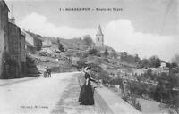 SOMBERNON - Route de Dijon