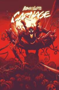 Absolute Carnage  Poster By Ryan Stegman New Rolled