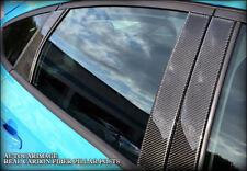 REAL CARBON FIBER PILLAR POSTS FOR PONTIAC G8 08 09 BLACK ORANGE RED