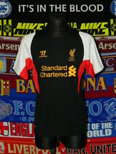 5/5 Liverpool adults L MINT leisure warrior football shirt jersey trikot soccer