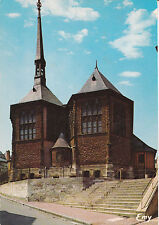 Le Chevet de l'eglise Sainte-Catherine Hornfleur France Postcard used VGC
