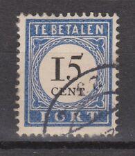 P24 Port nr 24 gestempeld NVPH Nederland Netherlands Pays Bas due used portzegel