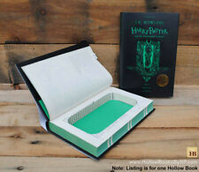 Hollow Book Safe - Slytherin Harry Potter Year 1 - Limited 20 Year Edition