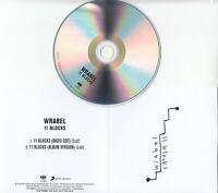 WRABEL 11 Blocks 2017 UK 2-track promo test CD