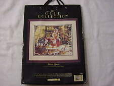 "Dimensions Gold / Harry J. Scharre ""Noble Quest"" 3768 Cross Stitch Kit NIP NEW"