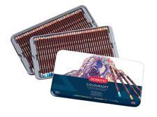 Derwent Coloursoft 72 Tin Set of Professional Quality Artist Colour Pencils