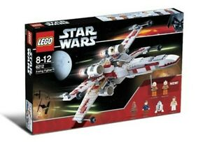 LEGO 6212 - Star Wars X-Wing Fighter - Brand New in Sealed Box (NISB) - retired