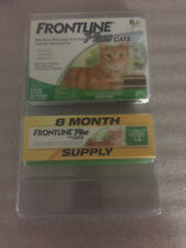 Frontline Plus for Cats - 8 Month Supply - New package # 4861